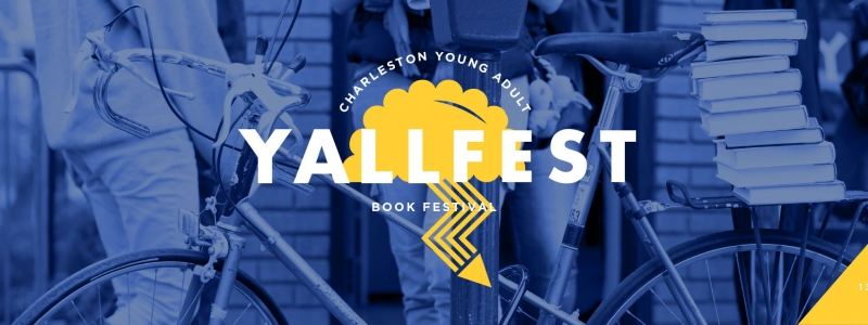 So excited for YALLfest 2015: Charleston's Young Adult Book Festival!