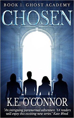 Chosen YA paranormal romance