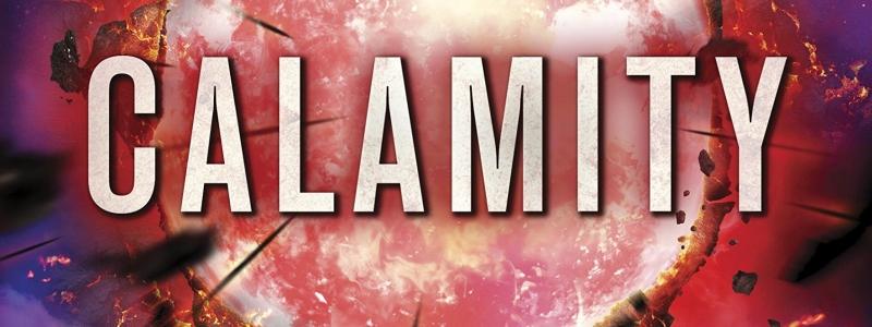 YA Book Review: Calamity by Brandon Sanderson