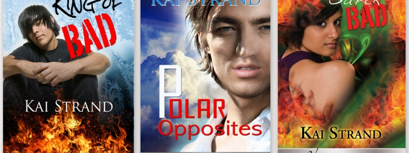 SUPER BAD by Kai Strand~Are You A Hero Or A Villain?