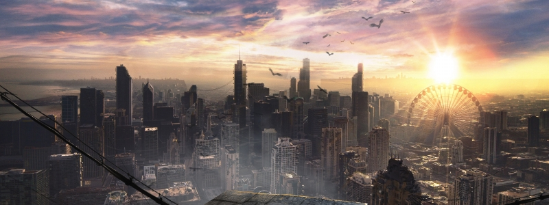9 Terrifying & Fantastical Young Adult Dystopian & Apocalyptic Settings