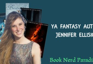 Interview of YA Fantasy Author Jennifer Ellision (Video)