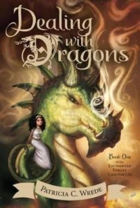 Dealing With Dragons - Patricia C Wrede