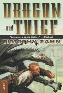 Dragon and Thief - Timothy Zahn