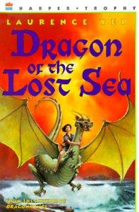 Dragon of the Lost Sea - Laurence Yep
