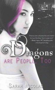 Dragons Are People Too - Sarah Nicolas