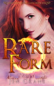 Rare Form - Descended of Dragons - Jen Crane