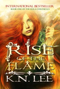 Rise of the Flame - KN Lee