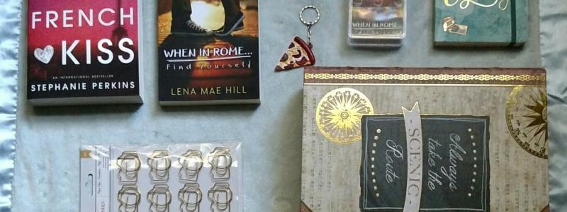 Huge YA Book Box Giveaway