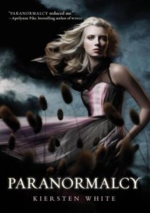 Paranormalcy - Eve Bunting