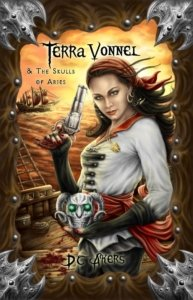 Terra Vonnel and the Skulls of Aries - DC Akers