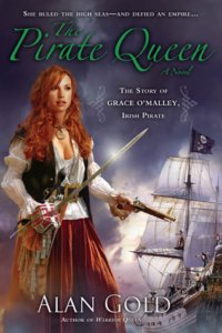 The Pirate ueen - Alan Gold