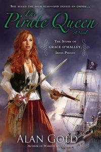 The Pirate ueen - Alan Gold