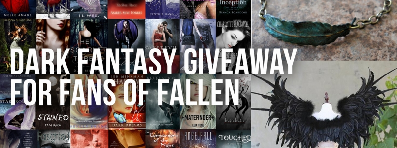 28 amazing dark fantasy and supernatural thriller books for Fallen fans!