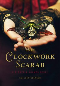 the-clockwork-scarab-colleen-gleason
