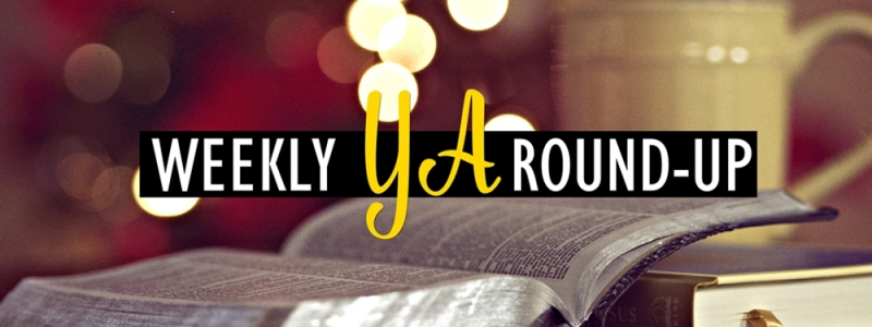 Weekly YA Round-up: October 8 – 14, 2016