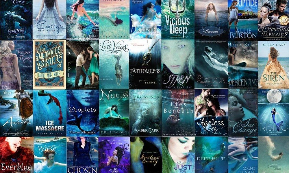 best mermaid books