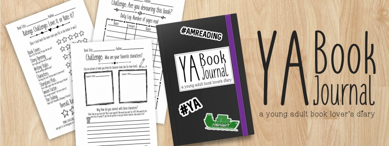 Introducing the YA Book Journal