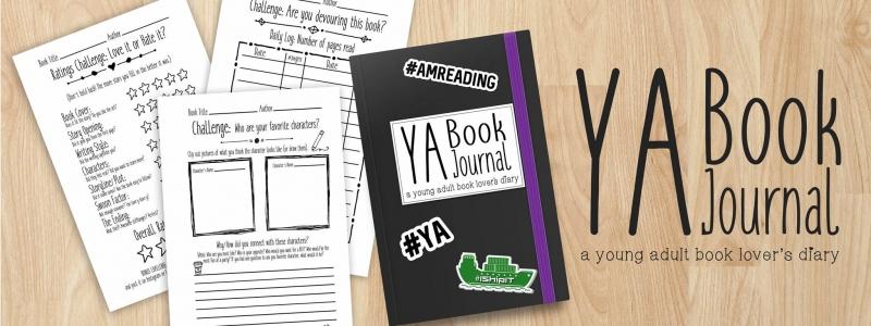 Introducing the YA Book Journal