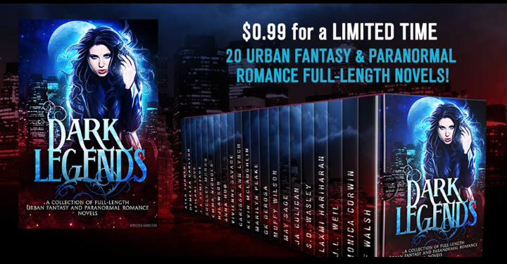 Dark Legends $50 Kindle Giveaway