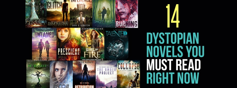 17 thrilling dystopian books for teens who loved the Hunger Games and Divergent