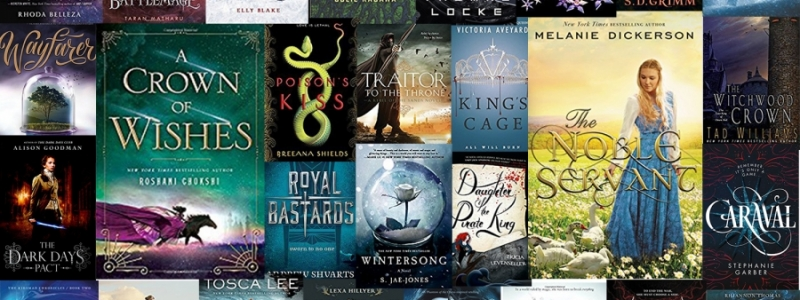 39 Most Anticipated Fantasy Books Coming Soon 2017