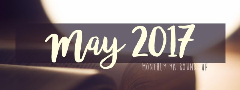 YA Round-up: May 2017