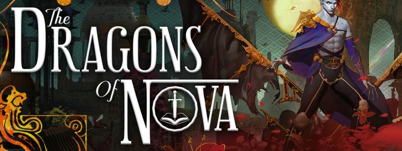 The Dragons of Nova (LOOM #2) by Elise Kova