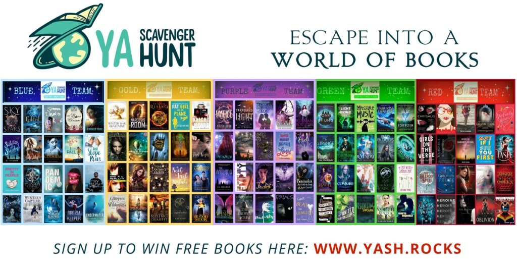 Young Adult Scavenger Hunt (YASH Spring 2019)